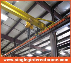 Single Girder Cranes Suppliers