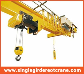 Single Girder Cranes Manufacturer