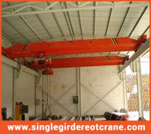 Single Beam Cranes manufacture and supplier