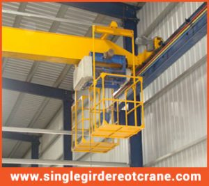 Single Girder ETO Cranes Manufacture