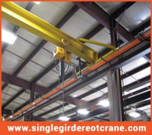 Single Girder Cranes Suppliers