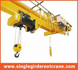 Single Girder Cranes Manufacturer, Suppliers
