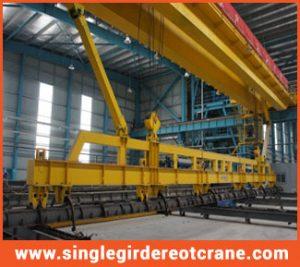 Single girder overhead travelling cranes supplier
