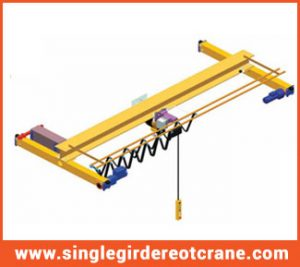 Single Girder Overhead Travelling cranes manufacture and Supplier