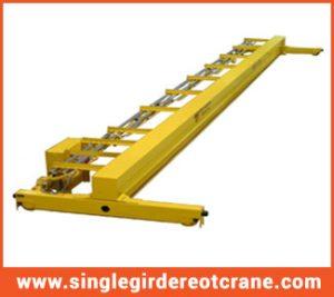 Single Girder Top Running Cranes supplier in Gujarat